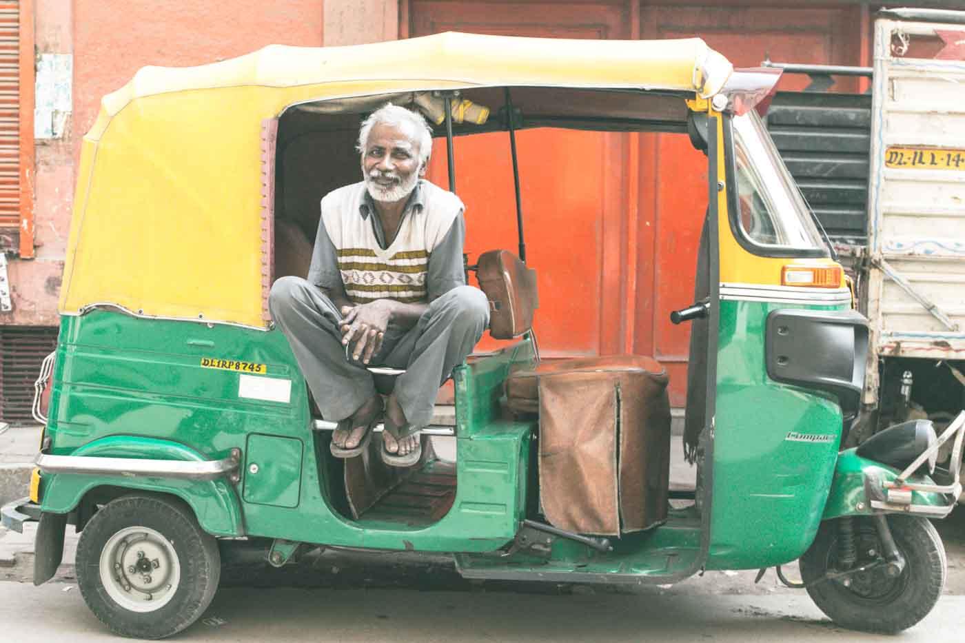 Lasting impressions of Delhi