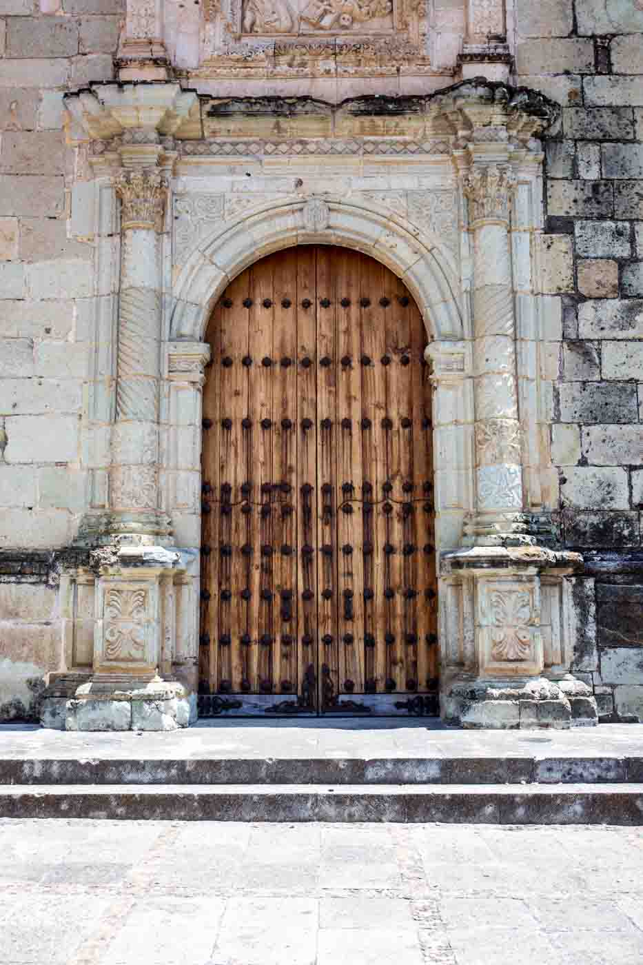 The Doors of Oaxaca