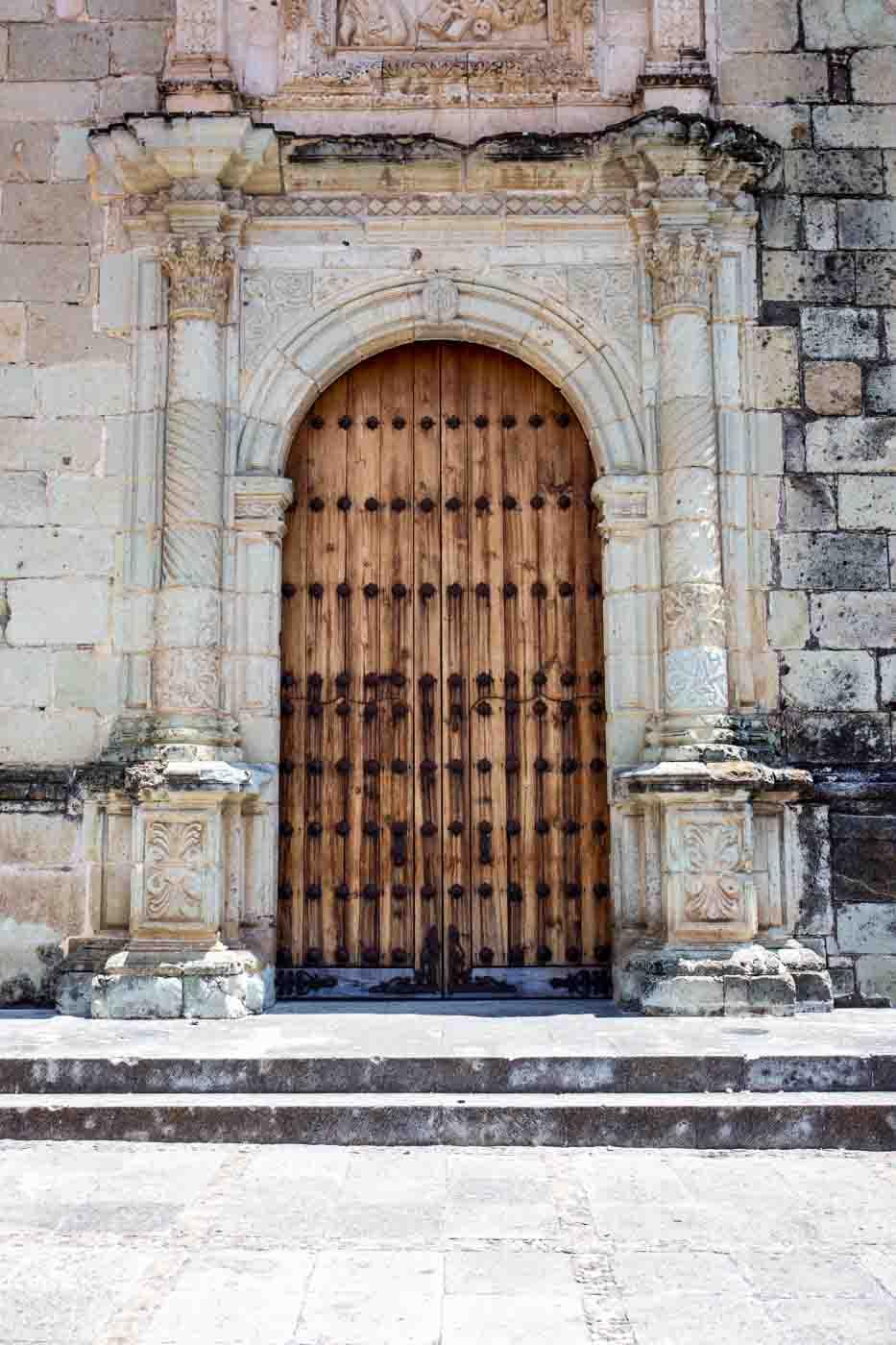 The Doors of Oaxaca